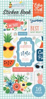 Summertime: Sticker Book