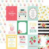 Summer Market: 3X4 Journaling Cards