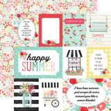 Summer Market: Journaling Cards