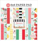 Summer Market: 6x6 Paper Pad