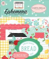 Summer Market: Ephemera
