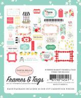 Summer Market: Frames & Tags
