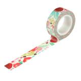 Summer Market: Market Floral Washi Tape