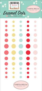 Summer Market: Enamel Dots