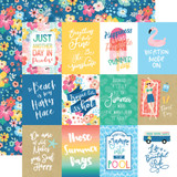 Dive Into Summer: 3X4 Journaling Cards