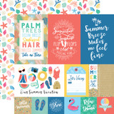 Dive Into Summer: Multi Journaling Cards