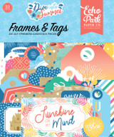 Dive Into Summer: Frames & Tags