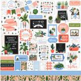 Plant Lady: Element Sticker
