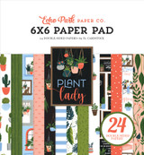 Plant Lady: 6x6 Paper Pad