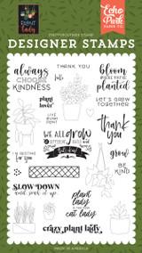 Plant Lady: Plant Lover Stamp Set