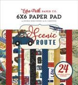 Scenic Route: 6x6 Paper Pad