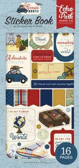 Scenic Route: Sticker Book