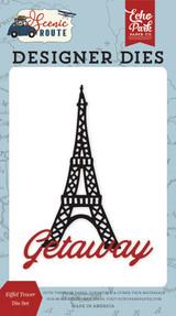Scenic Route: Eiffel Tower Die Set