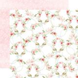 Flora No. 3: Subtle Wreaths 12x12 Patterned Paper