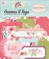 Flora No. 3: Frames & Tags