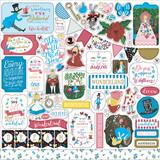 Alice In Wonderland No. 2: Element Sticker