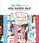 Alice In Wonderland No. 2: 6x6 Paper Pad