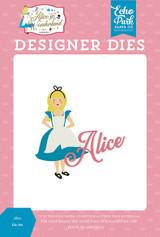 Alice In Wonderland No. 2: Alice Die Set