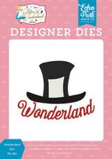 Alice In Wonderland No. 2: Wonderland Hat Die Set