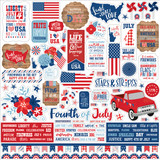 America: Element Sticker