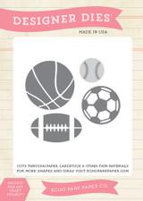 Sporting Goods Die Set