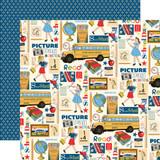 School Days: School Days   12x12 Patterned Paper