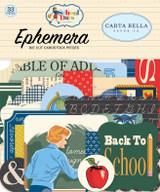 School Days: Ephemera