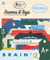 School Days: Frames & Tags