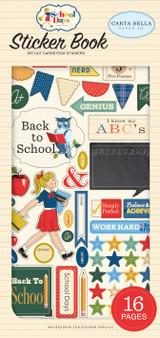 School Days: Sticker Book