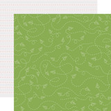 School Rules: Paper Airplanes 12x12 Patterned Paper
