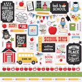 School Rules: Element Sticker