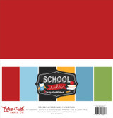 School Rules: Solids Kit