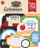 School Rules: Ephemera
