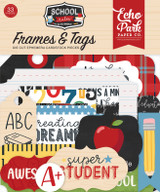School Rules: Frames & Tags