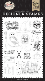 WAW217041 - Sent By Air Stamp Set