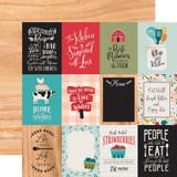Farmhouse Kitchen: 3x4 Journaling Cards