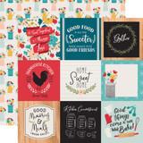 Farmhouse Kitchen: 4x4 Journaling Cards