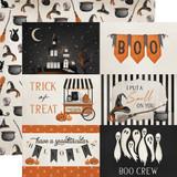 Halloween Market: 4x6 Journaling Cards