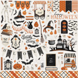 Halloween Market: Halloween Market Element Sticker