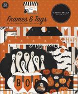 Halloween Market: Halloween Market Frames & Tags
