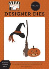 Halloween Market: Halloween Essentials Die Set
