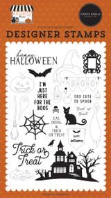Halloween Market: Haunted Night Stamp Set