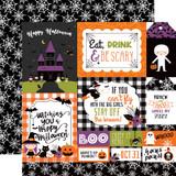 I Love Halloween: Multi Journaling Cards