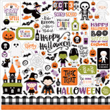 I Love Halloween: I Love Halloween Element Sticker