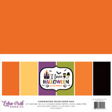 I Love Halloween: Solids Kit
