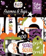 I Love Halloween: I Love Halloween Frames & Tags