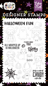 I Love Halloween: Too Cute To Spook Stamp Set