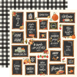 Hello Autumn: Give Thanks Boards
