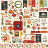 Hello Autumn: Hello Autumn Element Sticker