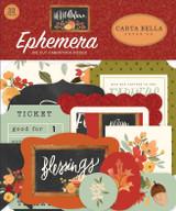 Hello Autumn: Hello Autumn Ephemera
